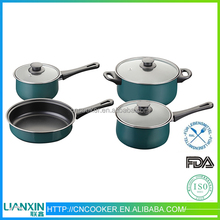 Gold supplier china japanese cast iron cookware