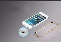 IMATCH 2 Aluminum Case for iPhone 5s , Bumper Cover Case for iPhone 5s Phone Case Golden/Sliver/Red/Black/Blue
