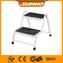 home mobile steel stool ladder