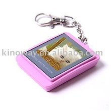 """Digital Photo Frame 1.5"""" LCD Picture Album Keychain for Promotion Gift DPF"""
