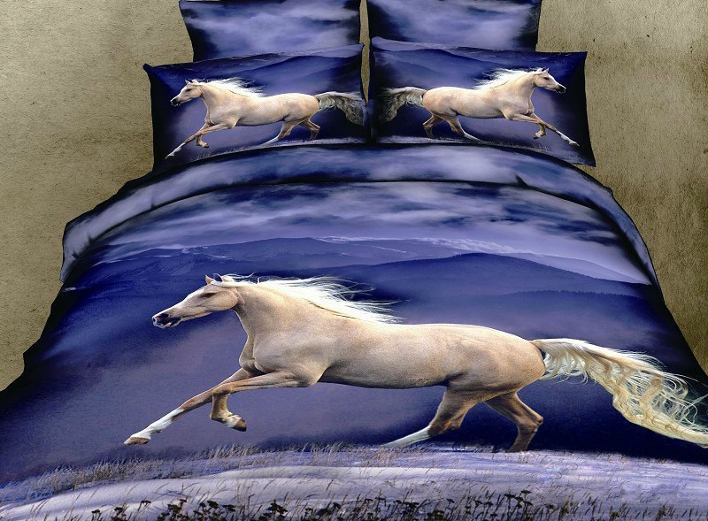 10677987-horse 3d bedding sets