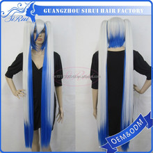 Japanese synthetic wig shark cosplay pajamas, sexy naruto cosplay, sexy pirate cosplay wigs