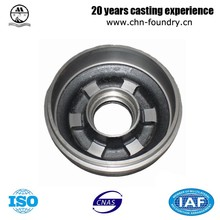 Forged Custom Made Ductile Iron Auto Parts Clay Sand Casting Engine Cap