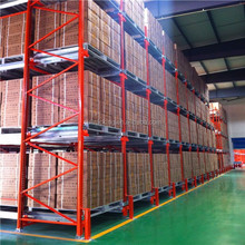 High Space Using Shuttle Racking System