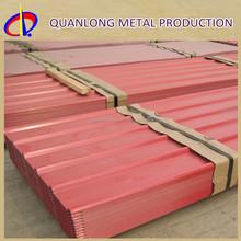 PPGI Zinc Coated Steel Roof Tile for Houses