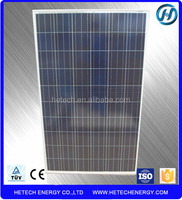 Polycrystalline solar panels 250w price from China manufacturer