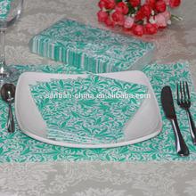 buon prezzo legno vergine della pasta di carta pannolini per ristorante tovaglioli 40x40 cm