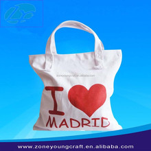 2015 OEM strong cotton tote bag
