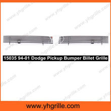 Horizontal Style Aluminum Material Dodge Ram auto front grille