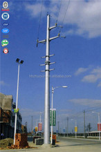 high quality electric power transmission in line stable extra high tension pole