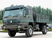 Sinotruck HOWO Military Quality 4x4 All Wheel Drive Cargo Truck