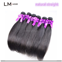 6A grade Malaysian hair weave 100g/pack natural color straight wavy and curly