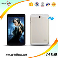 China OEM 7 inch Quad Core Phablet 3G WCDMA GSM Phone Tablet PC MTK6582 Android 4.4 Phablet