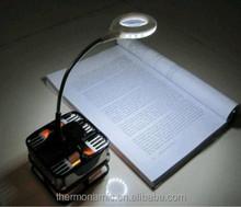 Refrigerador termoeléctrico cera de la lámpara LED para camping y exterior accionada por vela de té