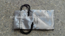mini satin bag for jewelry