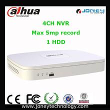Dahua Max 5 Megapixel Recording Value Onvif 8CH 1080P Realtime POE NVR