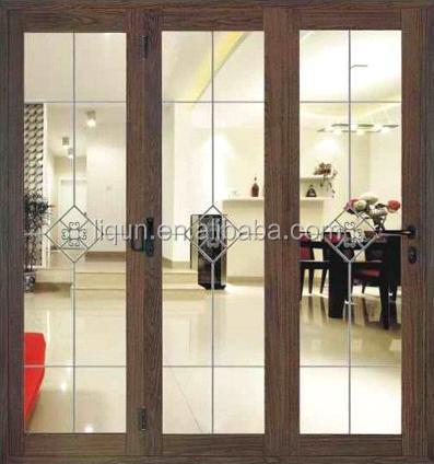 2015 Low Prices Aluminium Wood Glass Sliding Bedroom Doors Buy Wood