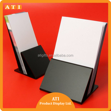 Durable factory wholesale acrylic leaflet brochure holder