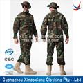 Baratos de uniforme militar/militar del ejército uniforme de camuflaje