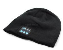 Wireless Bluetooth hat headphones earmuff bluetooth hat headphone