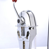 Wholewin YK9S Ourboard engine Top mount single Lever '