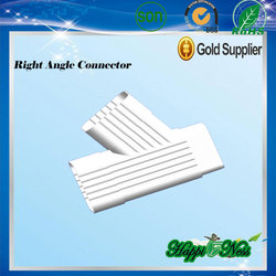 Perfect Rain Carrying System pvc compound for pipe fittings hot sale roof gutter water assistant