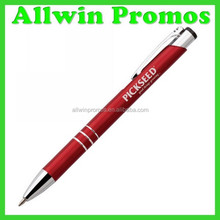 Top Quality Promotional Aluminum Ball Pen