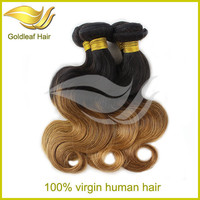 2014 new beauty fashion hair salon wanted wholesale cheap ombre hair extension