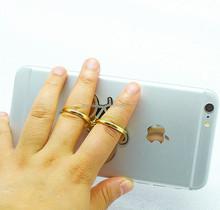 2015 newest custom OEM/ODM adjustable finger ring holder table stand for mobile phone