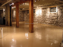 Maydos dustfree heavy duty liquid epoxy for garage floor coating
