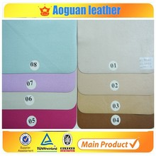 2015 high quality pig skin leather made in guangzhou factory for shoes lining