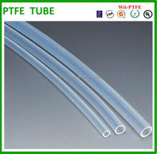 Translucent Smooth or Corrugation Virgin Teflon Pipe Supplier