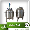 High efficiency mixing equipment mixing tank with agitator