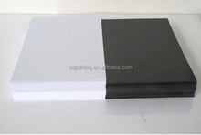 4mm thick black pvc material plastic sheet supplier