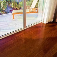 Fashionable bamboo flooring for indoor using
