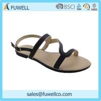 Fashion Trends Design beach soft soled fashion shoes women sandals 2015