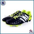 durable 2015 nuevo diseño de bajo precio de los hombres zapatos de fútbol