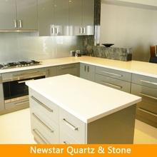 Kitchen quartz countertop quartz stone island