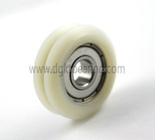 VW series guide rail ball bearing roller W3 bearing roller