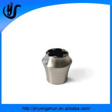 Custom precision CNC turning parts, aluminum machine part, CNC machining service