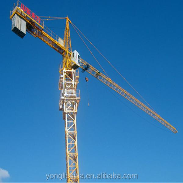 5 ton torre guindaste de construção peças de reposição para venda