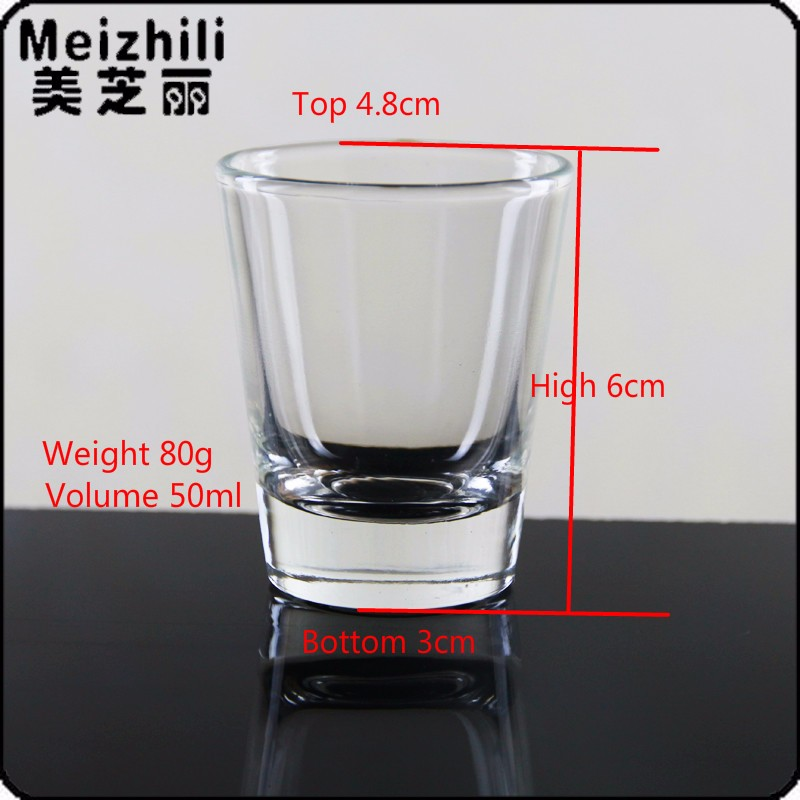 product name hot sale shot glass - Shot Glass Volume
