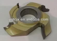 Trimestre tch003.01 cóncavo cortador de cabeza para la máquina de la carpintería