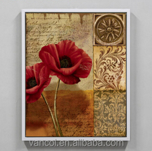 Hot selling custom art of oil painting sale, framed oil painting reproductions