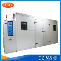 Temperature And Humidity Environmental Test Chamber For Electronic Components