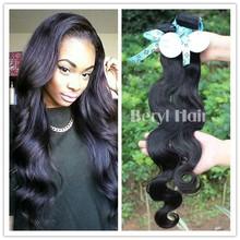 100g 20inch 100% Peruvian Human Raw & Virgin & Unprocessed Body wave Hair Weft