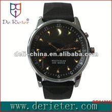 de rieter watch watch design and OEM ODM factory led blinking badge