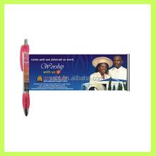 Personalized Flyer Pen Banner Pen