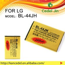 BL-44JH 3.7V recharge battery without charger for LG MS770