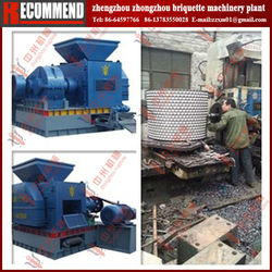 2015 most popular Reliable Performance and Low Energy Consumption coal ball briquettes presses machine
